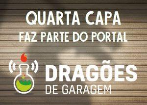 quarta capa faz parte do portal DRAGÕES DE GARAGEM