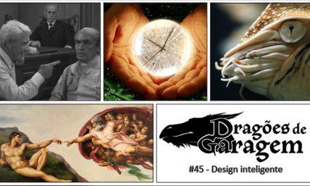 Dragões de Garagem #45 Design Inteligente