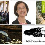 Dragões de Garagem #49 Entrevista com Sônia Lopes
