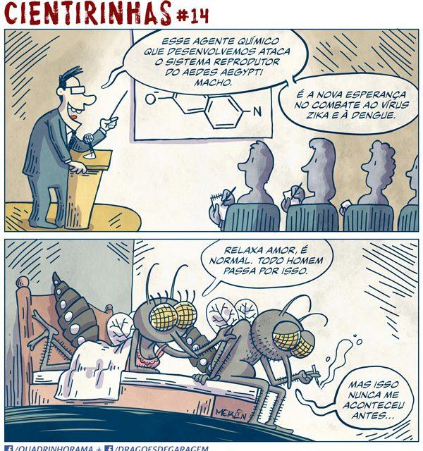 CIENTIRINHAS #14