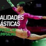 Dragões de Garagem Especial Olimpíadas – Modalidades Ginásticas