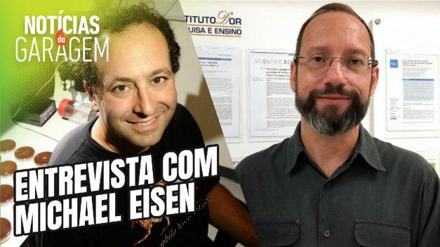 CIÊNCIA NA POLÍTICA COM MICHAEL EISEN