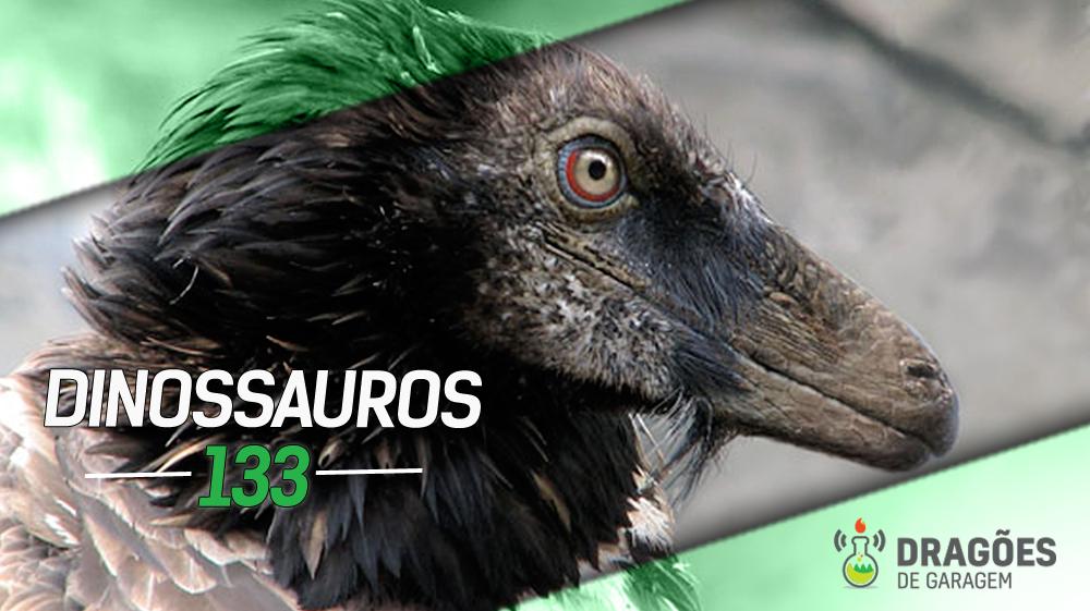 Dragões de Garagem #133 Dinossauros