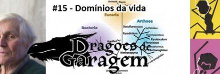 Dragões de Garagem #15 Domínios da Vida