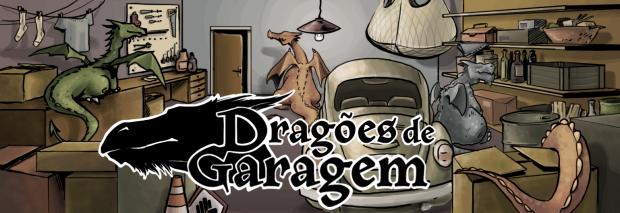 Ganhadores da promoção: Dragões de Garagem rumo aos 1000 curtidores