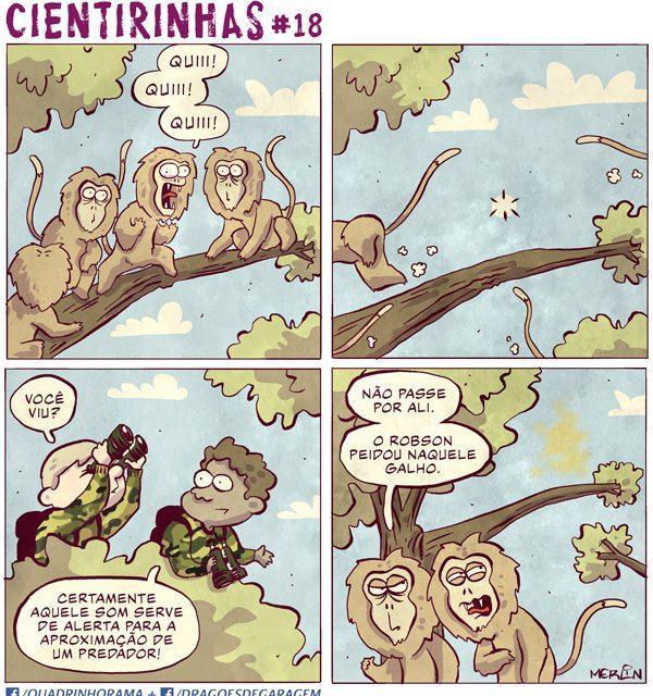 CIENTIRINHAS #18