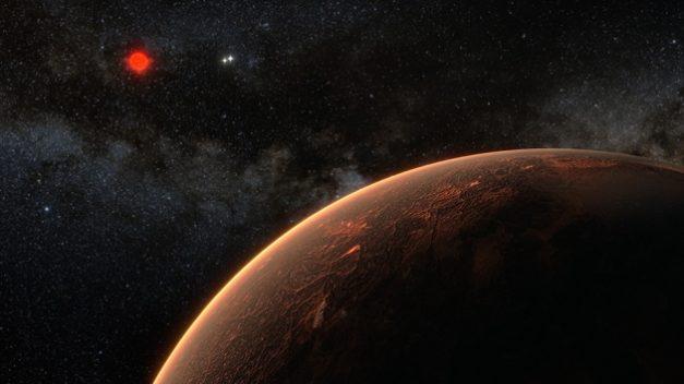 Astrônomos descobriram um novo planeta. No nosso quintal!