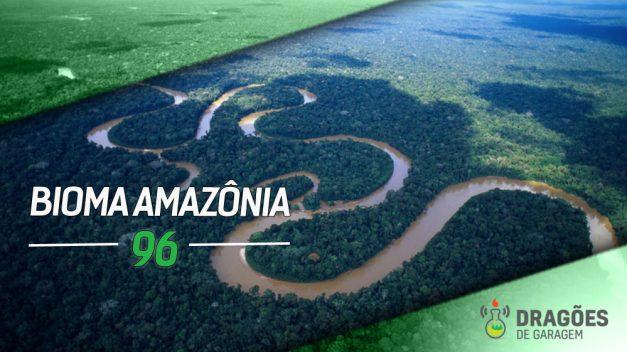 Dragões de Garagem #96 Bioma Amazônia