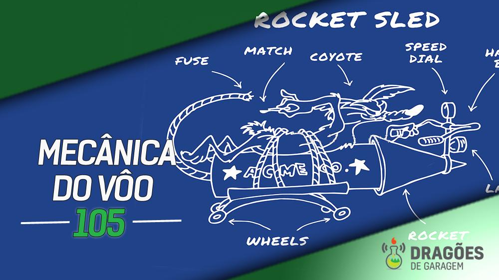Dragões de Garagem #105 Mecânica do Vôo