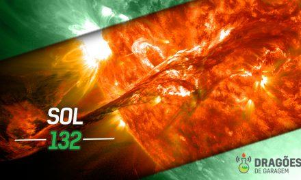 Dragões de Garagem #132 Sol
