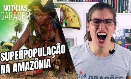 SUPERPOPULAÇÃO NA AMAZÔNIA