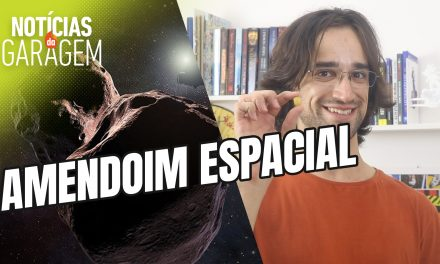 Amendoim Espacial