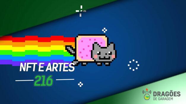 NFT e Artes – Dragões de Garagem #216